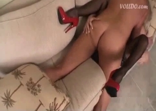 Bitchy busty mom fucked so passionate