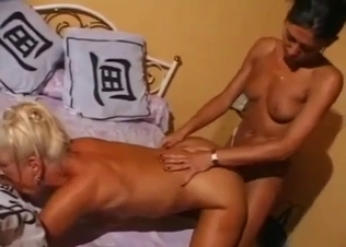 Good doggy style incest with my daughter