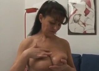 Busty brunette adores penetration so much