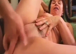 Bitchy mom nicely fucked by her own son