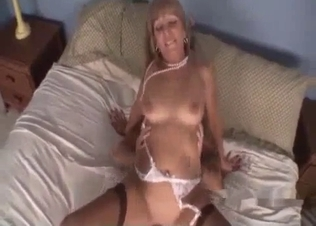 Dad fucked a stunning stepsister in doggy pose