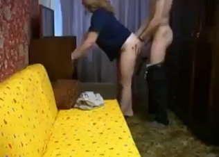 Awesome blonde opens cunt for a big dick