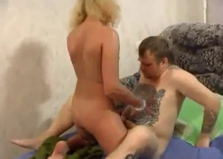 Amazing amateur incest sex with my auntie