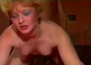 Amazing anal sex with a bitchy blonde