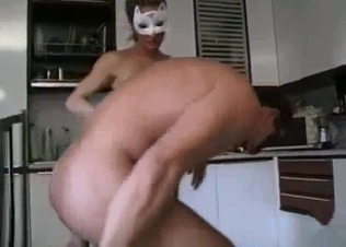 Sexy chick is getting fucked by bro