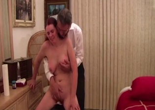 Sexy stepdaughter and her dirty daddy